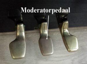 Moderatorpedaal